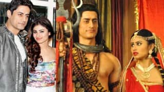 Lovestruck! Actor Mohit Raina praises rumoured girlfriend Mouni Roy's work in Naagin!