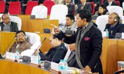 Crisis for Congress in Meghalaya: Rahul Gandhi to replace Chief Minister Mukul Sangma with DD Lapang?