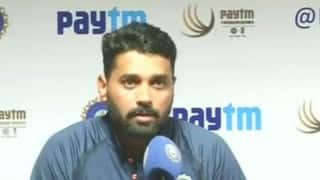 We will get to learn a lot from Anil Kumble, says 'fan' Murali Vijay