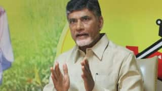 Chandrababu Naidu to visit China; to seek investments for Andhra Pradesh