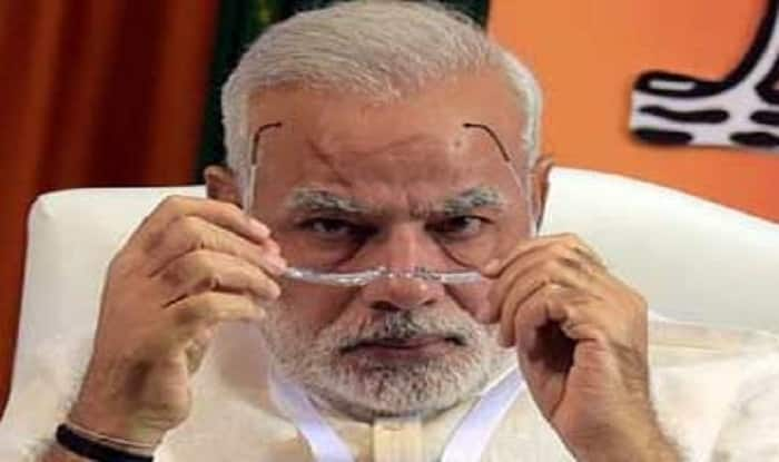 Image result for modi with glass