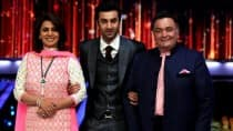 Rishi Kapoor opens up about son Ranbir Kapoor and the Kapoor khaandan!