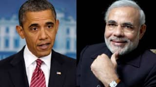 India, US to work together for world peace: Narendra Modi
