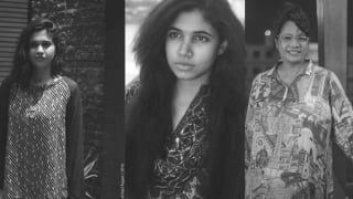 Pakistani Women Respond to 'Light Beating' Bill With a Daring Photo Series #TryBeatingMeLightly