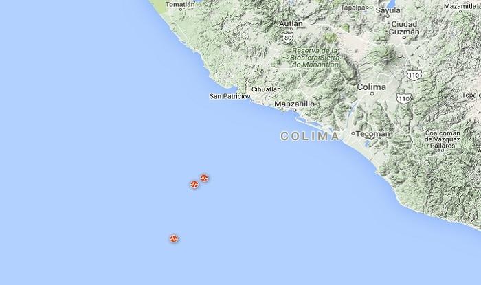 Earthquake in Mexico: 6.2 magnitude quake strikes near Cihuatlan ... - India.com