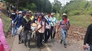 Two die, dozens injured in Colombia farmer protests