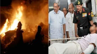Pulgaon ammunition depot blast: Police got enquiry calls from Pakistan about the blaze