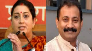 Bihar minister Ashok Choudhary stands firm on addressing Smriti Irani as 'Dear'
