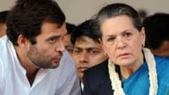 All Set For Rahul Gandhi's Elevation as Congress President. What Would Sonia Gandhi's Role be?