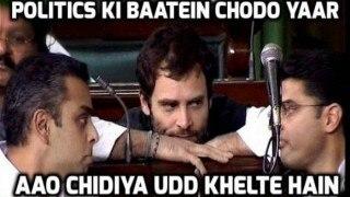 #BalRahu: Twitterattis wish Rahul Gandhi Happy Birthday and it seems like a cake got bit too salty!