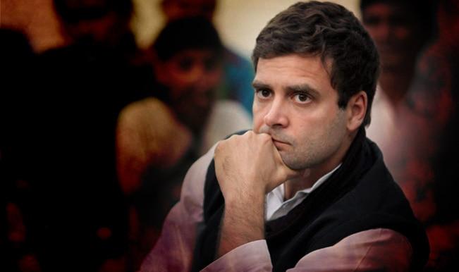 Rahul Gandhi vows to end drug menace for Punjab's future
