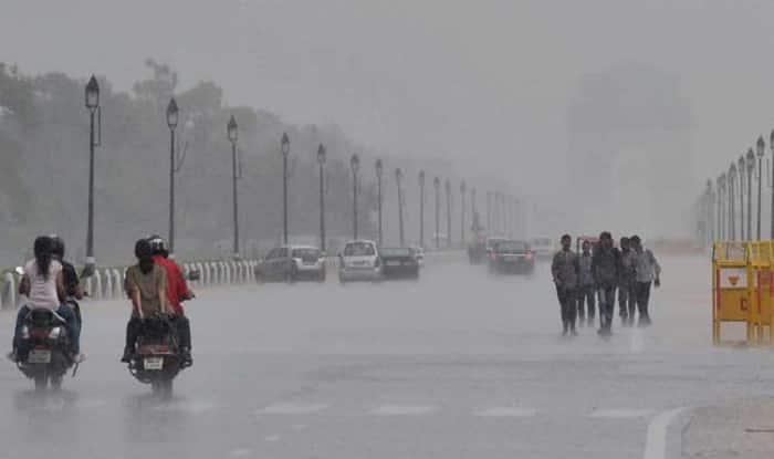 Monsoon movement in India: Rainfall grips entire nation ...