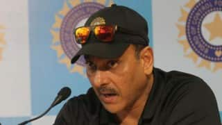 Sourav Ganguly should respect his job: Ravi Shastri
