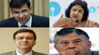 Raghuram Rajan era ends: Profiles of seven top names touted to replace RBI Governor