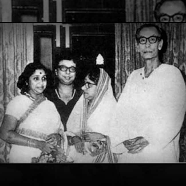 rd burman and asha bhosle relationship poems