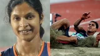 Indian athletes Ankit Sharma and Srabani Nanda joins Dutee Chand at Rio Olympics 2016