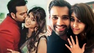 रोहित शर्मा और रितिका शादी के महीने बाद हनीमून पर पहुंचे