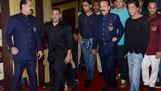 Real reason why Salman Khan and Shah Rukh Khan missed each other at Baba Siddique's Iftar party!