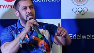 Salman Khan to be dropped as Rio Olympics 2016 goodwill ambassador after rape remark?