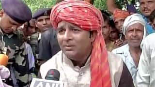 Kairana 'exodus': BJP MLA Sangeet Som gives 15-day ultimatum to Uttar Pradesh government to probe 'migration of Hindus'