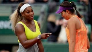 2016 French Open, Women's Final, Live Updates, Serena Williams versus Garbine Muguruza