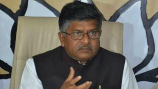 Open mind on punitive powers for watchdog on call drops: Ravi Shankar Prasad