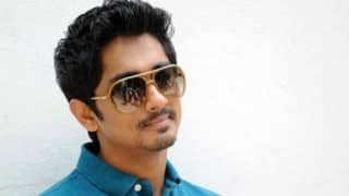 Busy year for Siddharth with 4 films
