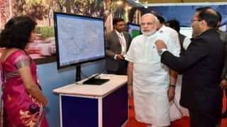 Prime Minister Narendra Modi launches 'Smart City Projects' in Pune