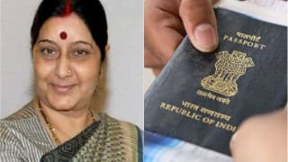 No police verification for fresh Passport: Sushma Swaraj