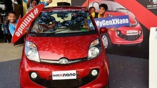 Tata Motors Dealers' Have Stopped Placing Order For World's Cheapest Car Nano