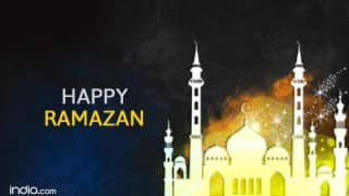 Happy Ramazan 2016 Wishes: Best Ramazan SMS Messages, WhatsApp & Facebook Quotes to send Ramadan greetings!