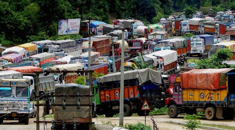 Tripura tribal party to continue road, rail blockade