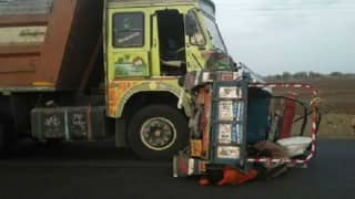 Seven Dead as Two Trucks Collide Near Nashik on Agra Highway