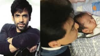 Tusshar Kapoor turns father: B-town showers the new single father with best wishes!