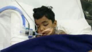 Child goes into coma during surgery in Bengaluru, family alleges negligence