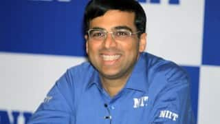 Viswanathan Anand honoured with