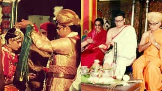 Mysore royal wedding pictures: Maharaja Yaduveer Krishnadatta Chamaraja Wadiyar marries Trishika Kumari Singh