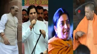 BJP National Executive meeting: Potential Chief Ministerial candidates for Uttar Pradesh Elections 2017