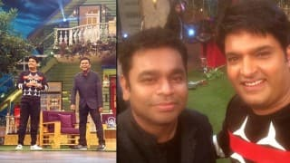 The Kapil Sharma Show: A R Rahman to showcase his musical journey on the popular show (View pictures)