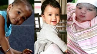 Ziva Dhoni, Gracia Raina, Zoravar Dhawan: Top 5 most adorable cricketer kids!