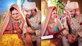 Divyanka Tripathi and Vivek Dahiya reveal exclusive details of their love story! (Watch video)