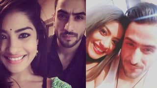 Love Struck! Yeh Hai Mohabbatein actor Aly Goni is dating co-star Krishna Mukherjee