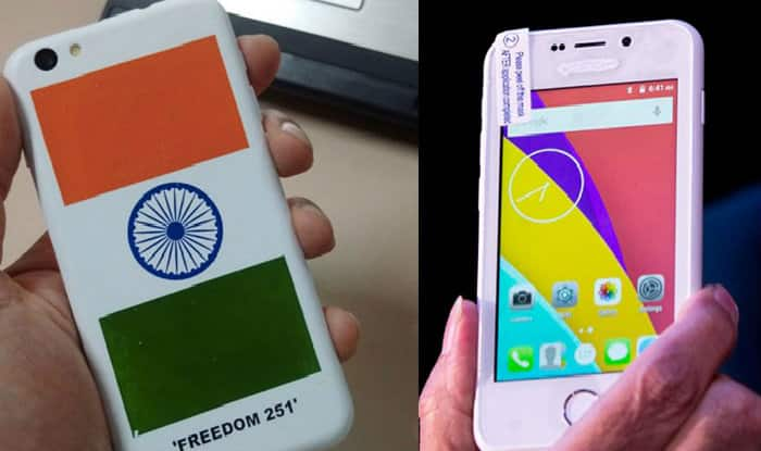 Freedom 251 is the second largest trend of 2016!