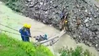 भूस्खलन से जम्मू-श्रीनगर राजमार्ग बंद, अमरनाथ यात्रा बाधित