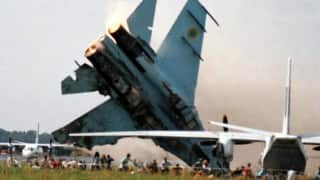 Russia finds remains of crashed firefighter plane,no survivors