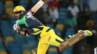 Watch free live streaming of Caribbean Premier League CPL T20 2016 Jamaica Tallawahs vs St Kitts and Nevis Patriots on SonyLiv.com
