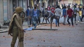 कश्मीर में भड़की हिंसा की आग नहीं ले रही थमने का नाम, मृतकों की संख्या हुई 68
