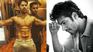 Varun Dhawan reacts to trolls for his 'Boner' workout picture!