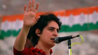Priyanka Gandhi could be pitchforked in UP Congress campaign