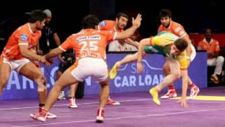 Pro Kabaddi League: Patna Pirates down Puneri Paltan to leap to top of table